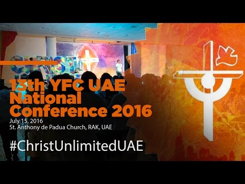 13th YFC UAE National Conference 2016