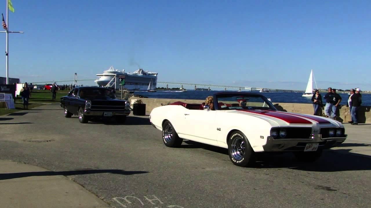 fort adams newport car show rhode island ri 2013