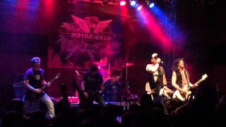 MOTORJESUS - West Of Hell - Essen (Turock) 17.12.2011