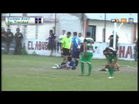 LTF - Ascenso - Semi Final - Eudoro Avellaneda vs Sportivo Trinidad - Red Milenium