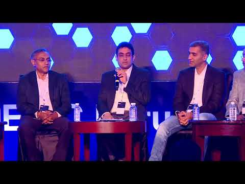 CIO Debate, Dell EMC Forum, Bangalore, 22 Sept 2017