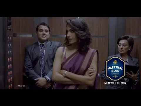 9 Best Ads Of Imperial Blue