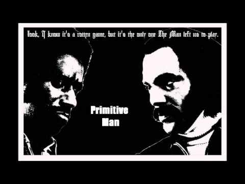 Primitive Man - Suffering Brings Wisdom (Crowbar cover)