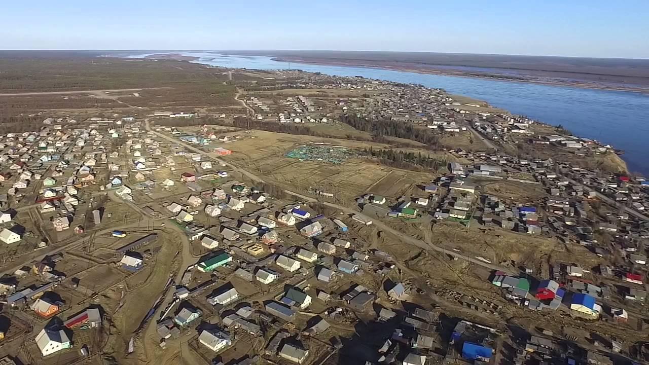 с. Усть-Цильма (смотреть в 720р) - YouTube