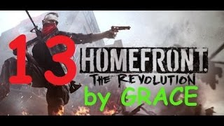 HOMEFRONT THE REVOLUTION gameplay ITA EP 13 EPC COLPISCE ANCORA by GRACE