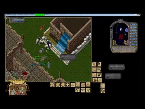 Ultima Online Lake Superior - Castle IDOC hangout