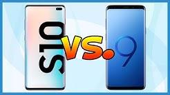 Galaxy S10 oder Galaxy S9 - Was lohnt sich mehr?