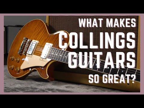 Inside Collings Guitars