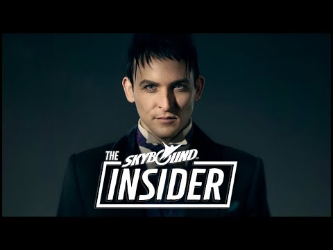 Gotham's Robin Lord Taylor ft. Aaron Sagers!