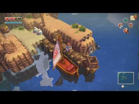 Oceanhorn - Nintendo Switch - #3: Preparing For The Next Dungeon