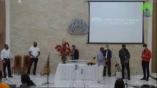 LIVE - IPMN  -   TEMA:  NO TRIBUNAL DE DEUS.   -  REV. FÁBIO BEZERRA.
