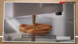 3D Food Printer Could Solve Food Problems In Space And On Earth