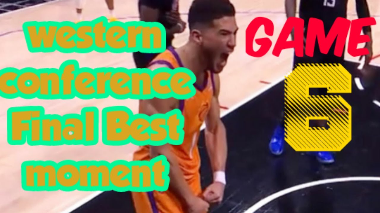 NBA western Conference Final Best moment|Suns vs Clippers ...