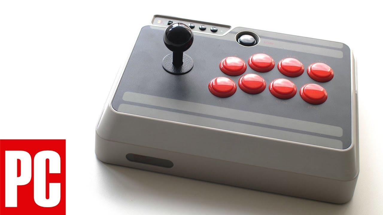 8bitdo NES30 Arcade Stick Review