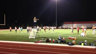 Arbor View High School Marching Band 2014 Part 2
