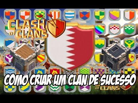 Clash Of Clans- Dicas De Como Criar Um Clan Top !!!