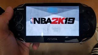 Video NBA 2k19 ON THE PS Vita Amazing Gameplay!! download MP3, 3GP, MP4, WEBM, AVI, FLV November 2018