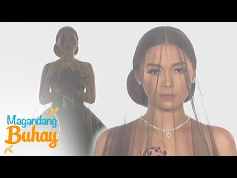 Magandang Buhay: Maja explains the black wedding dress