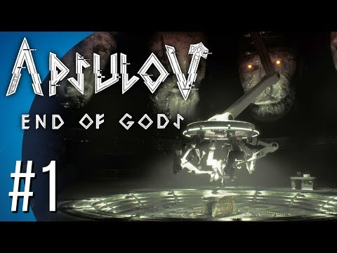 Apsulov: End of Gods #1