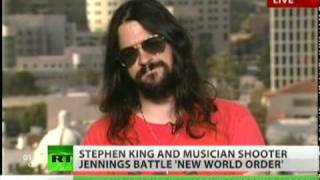 Shooter Jennings takes on the NWO with art