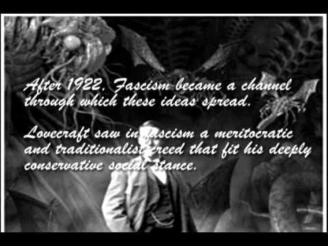 H. P. Lovecraft - Meritocrat and Fascist