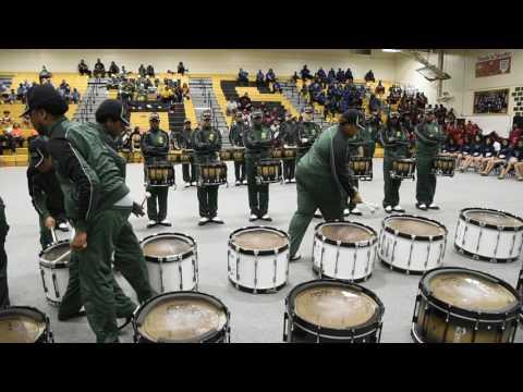 Norfolk State University Million Dollar Funk Squad @ Highland Springs 2017