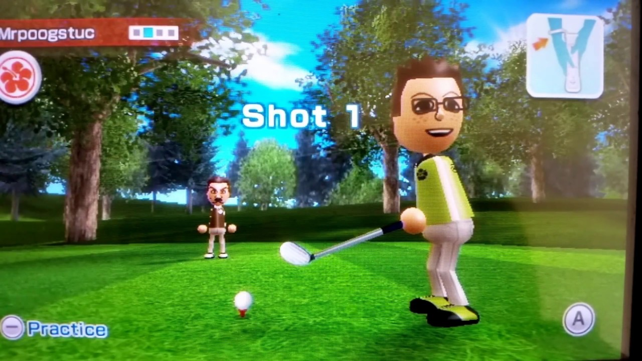 were doi u0027n golf wii sports resort part 3 pogo and the lehc u0027s