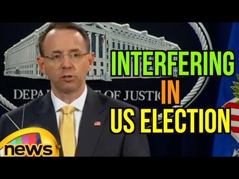 Thirteen Russians charged with interfering in US election | Mueller investigation | Mango News