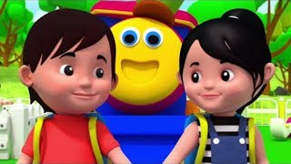 Crianças desenhos animados | Pré-escolar Nursery Rhymes Vídeos e músicas para bebês