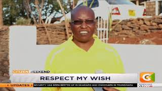 A businessman who prepared his grave 19 years ago, laid to rest in Isiolo