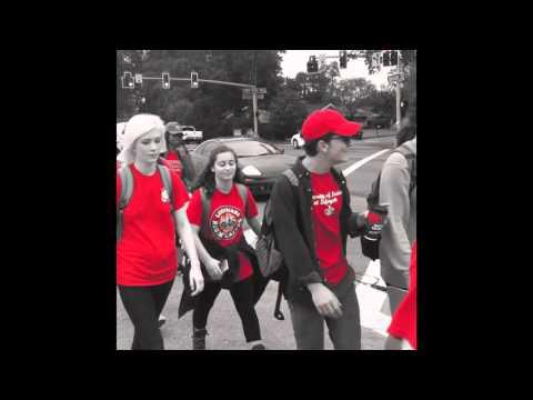 UNIV 100 - Stalking Beauty - Parking Lot Flashmob