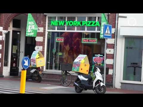 New York Pizza in Velp overvallen, verdachte opgepakt