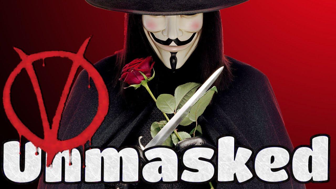 V Unmasked - YouTube