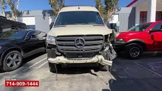 2020 Sprinter Van Collision Repair