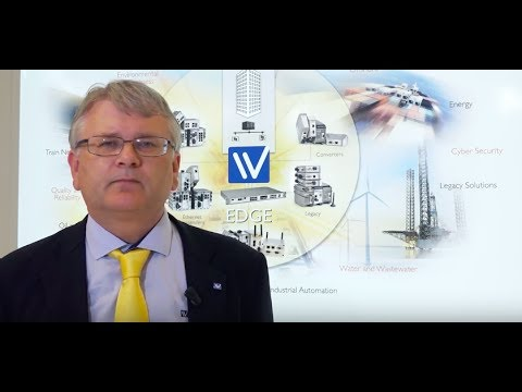 SPS IPC DRIVES Parma 2017 - Interview with Alan Bollard | Westermo