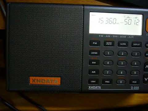 15360 kHz TWR Swaziland Mar.25,2018 1400 UTC
