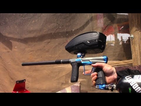 Planet Eclipse CS2 - UNBOXING - SHOOTING - REVIEW