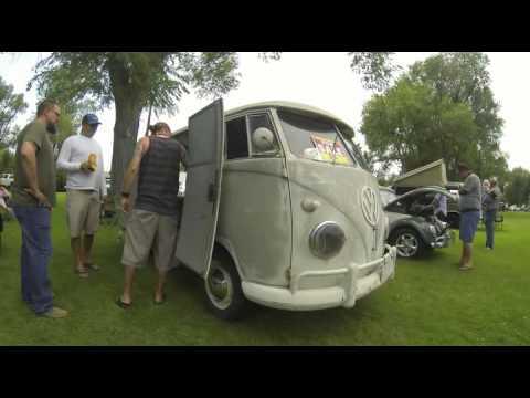 Volkswagen Invasion Car Show 2014