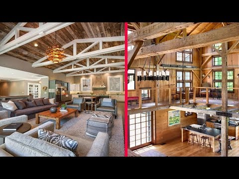 Barn Homes Wooden Barn House Designs