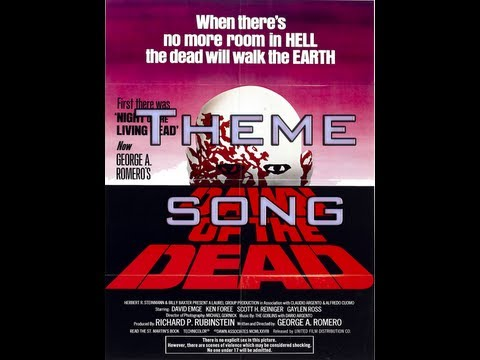 Dawn Of The Dead (1978) - Theme Song HD