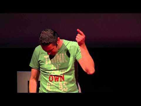 Rien n'est sacré, tout est possible: DJ Zebra at TEDxRennes