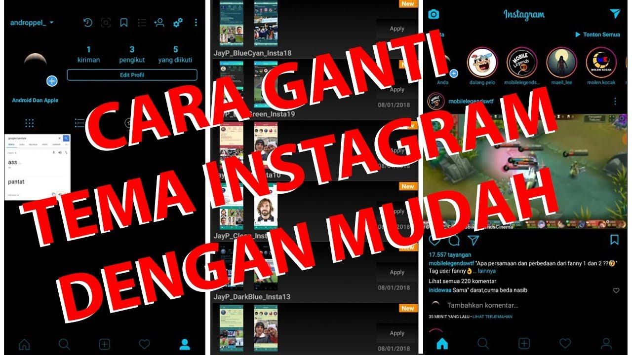 Cara Download Video Di Instagram Tanpa Aplikasi Tambahan ...