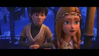 Роллан и Герда - 13 причин, почему (1 сезон) - Русский трейлер