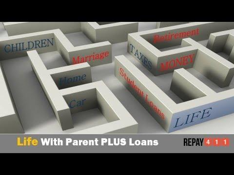 Paying Parent PLUS Loans
