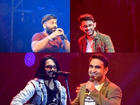 Youtube FanFest 2018 Delhi | BB Ki Vines | Technical Guruji | CarryMinati | Lalit Shokeen And Others