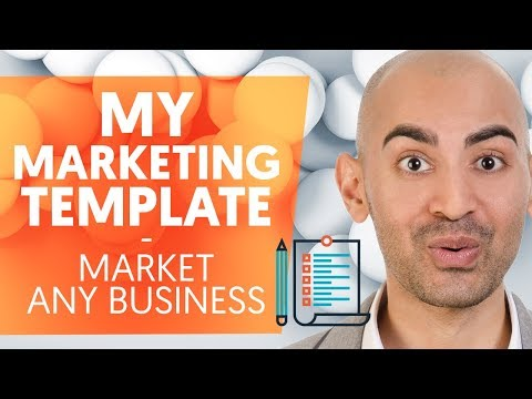 4 Marketing Strategy Principles - My Template for Marketing Anything