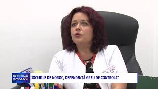 JOCURILE DE NOROC, DEPENDENTA GREU DE CONTROLAT