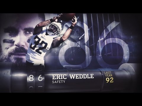 #86 Eric Weddle (S, Chargers) | Top 100 Players of 2015