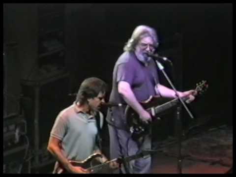 Grateful Dead Capital Centre, Landover, MD 9/12/87 Complete Show
