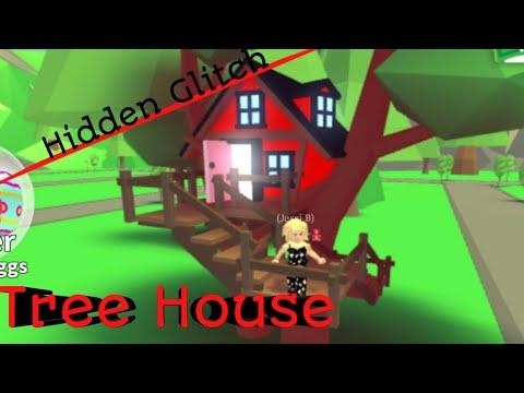 Tree House Glitch Adopt Me Roblox Youtube